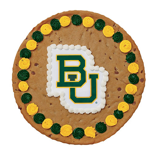 Baylor Chocolate Chip Cookie Cake
