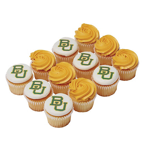 Baylor Cupcakes