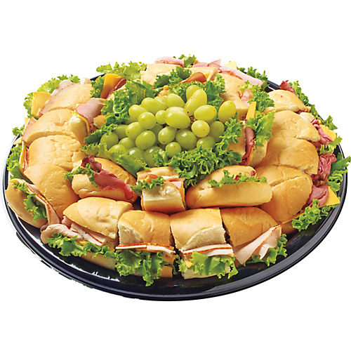 Boar's Head Assorted Submarine Roll Party Tray