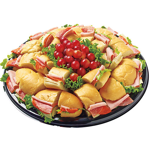 Boar's Head Authentic Italian Submarine Roll Party Tray