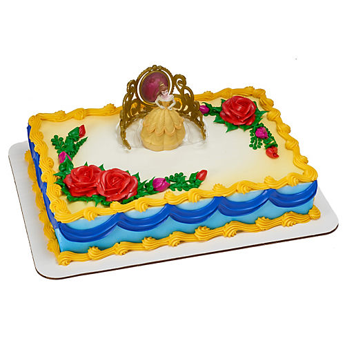 Disney Princess Belle - Beautiful as a Rose Cake