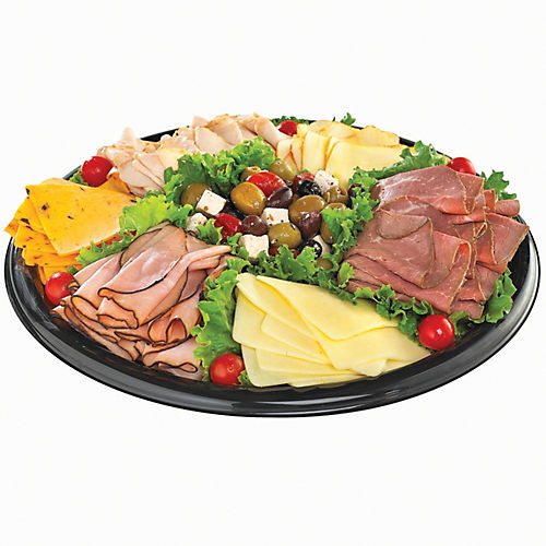 H-E-B Premium Meat and Cheese Party Tray