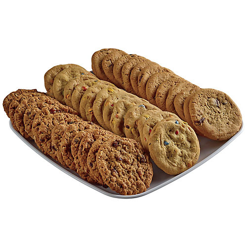 H-E-B Simply Delicious Cookies Mix and Match Party Tray