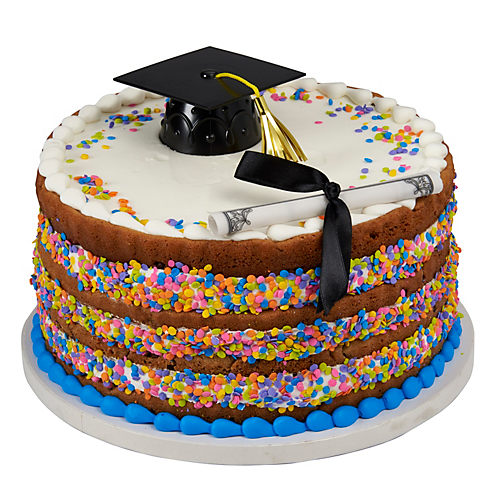 H E B Stacked Confetti Cookie Cake 9 In