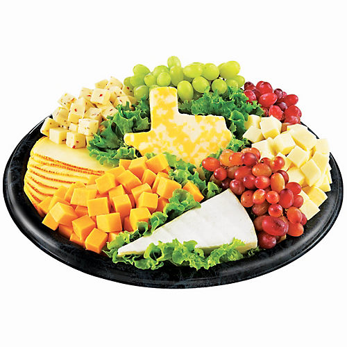H-E-B Texas Cheese and Fruit Party Tray