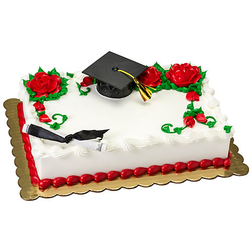 H-E-B Traditional Gradutation Cake