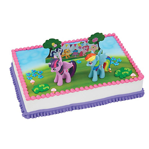 My Little Pony Cake Shop Custom Cakes At H E B