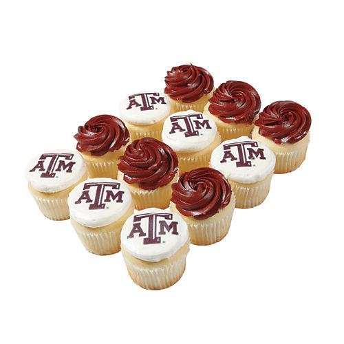 Texas A&M Cupcakes
