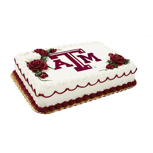 Texas A&M Cake