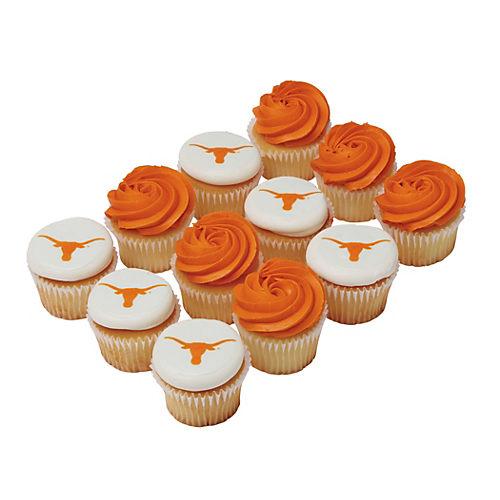 University of Texas Cupcakes