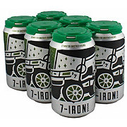 11 Below 7 Iron Blonde Session Ale Beer 12 oz  Cans