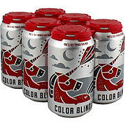 11 Below Color Blind Red IPA Beer 12 oz  Cans
