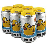 11 Below Lame Duck Pale Ale Beer 12 oz  Cans
