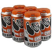 11 Below Oso Bueno Beer 12 oz  Cans