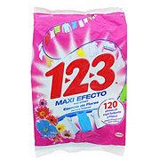 123 Esencia De Floress Powder Laundry Detergent 5 Loads