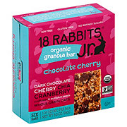 18 Rabbits Bunny Bar Squeaky Cheeky Choco Cherry Organic Granola Bars