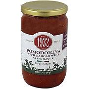 1932 Pasta Sauce Pomodorina With Barolo Wine
