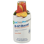 1st Step Pro-Wellness B-12 Tropical Blast Liquid