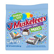 3 Musketeers Birthday Cake Share Size Chocolate Candy Bars