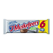 3 Musketeers Chocolate Fun Size Candy Bars 6 ct