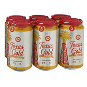 3 Nations Brewing Texas Gold Kream Ale Beer 12 oz  Cans