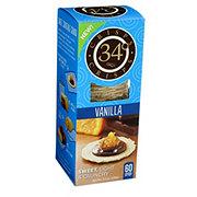 34 Degrees Vanilla Crisps