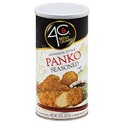 4C Japanese Style Panko Seasoned Bread Crumbs