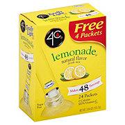 4C Totally Light 2 Go Lemonade Drink Mix