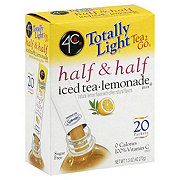 4C Totally Light Tea 2 Go Half And Half Lemonade