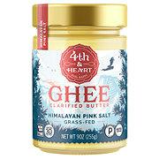 4th & Heart Ghee Butter Himalayan Pink Salt