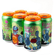 4th Tap Kung Fu Robot IPA Beer 12 oz Cans ‑ Shop Beer at H‑E‑B