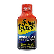 5-hour ENERGY Berry Liquid Energy Shot