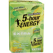 5-hour ENERGY Cool Mint Lemonade Extra Strength