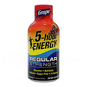 5-hour ENERGY Grape Liquid Energy Shot