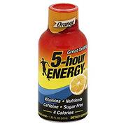 5-hour ENERGY Orange Liquid Energy Shot