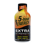 5 Hour Energy Peach Mango