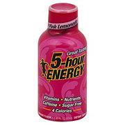 5-hour ENERGY Pink Lemonade Liquid Energy Shot
