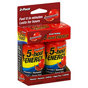 5-hour ENERGY Pomegranate Liquid Energy Shot 2 PK