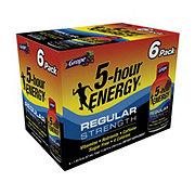 5-hour ENERGY Regular Strength Grape Shot 6 pk