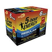 5-hour ENERGY Regular Strength Orange Shot 6 pk