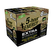 5-hour ENERGY Sour Apple Extra Strength Liquid Energy Shot 6 PK