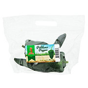 5 Reyes Packaged Poblano Peppers