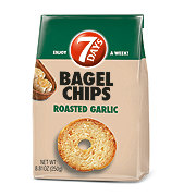 7 Days Garlic Bagel Chips