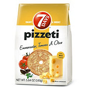 7 Days Pizzeti Emmentaler Tomato and Olive