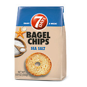 7 Days Sea Salt Bagel Chip