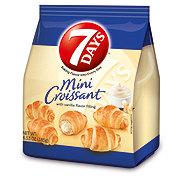 7 Days Vanilla Mini Croissants