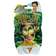 7th Heaven Squeezed Lemon Green Tea Peel Off Detox And Pore Cleansing Masque