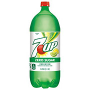 7UP Diet Lemon Lime Flavored Soda