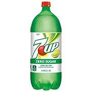 7UP Diet Lemon Lime Flavored Soda