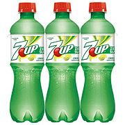 7UP Diet Lemon Lime Soda 6 PK Bottles